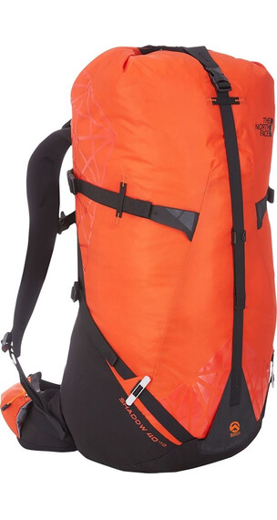 The North Face Shadow 40+10 Acrylic Orange/Power Orange